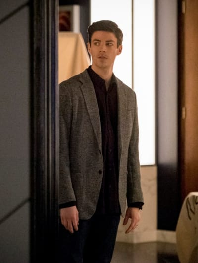 Barry - The Flash Season 6 Episode 19