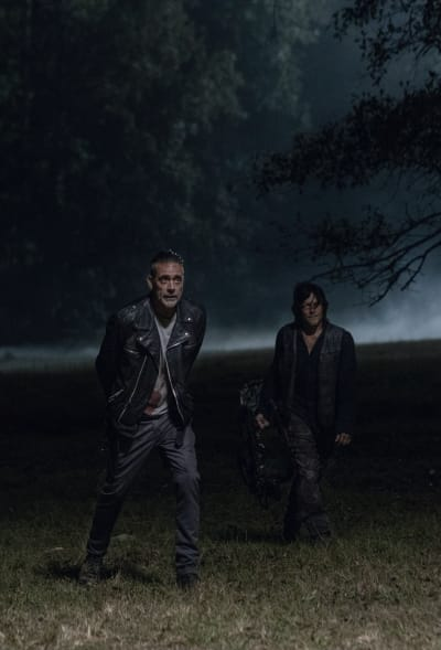 Is Daryl Leading Negan to His Death? - The Walking Dead Season 10 Episode 14