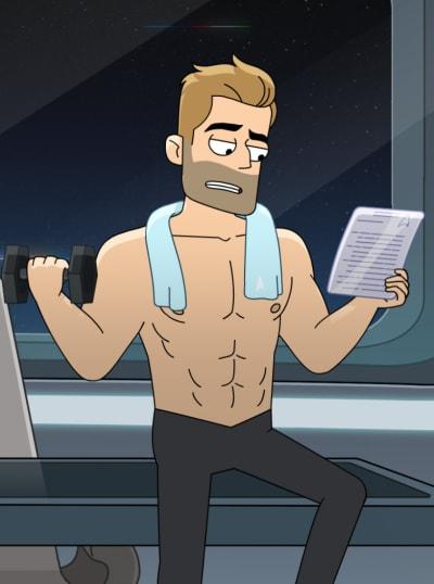 Beefcake Ransom - Star Trek: Lower Decks Season 1 Episode 10