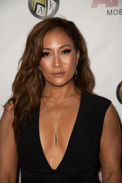 Carrie Ann Inaba Attends Event