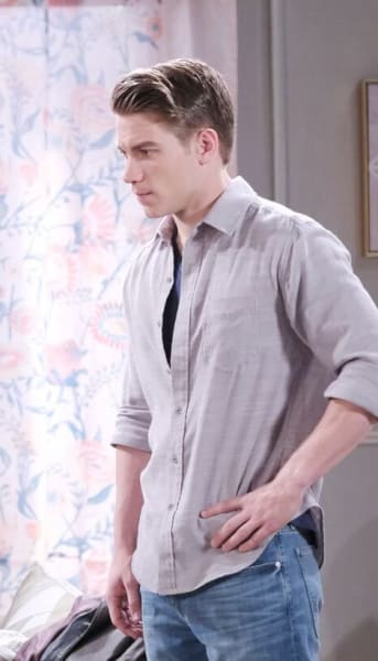 Changing His Story/Tall - Days of Our Lives