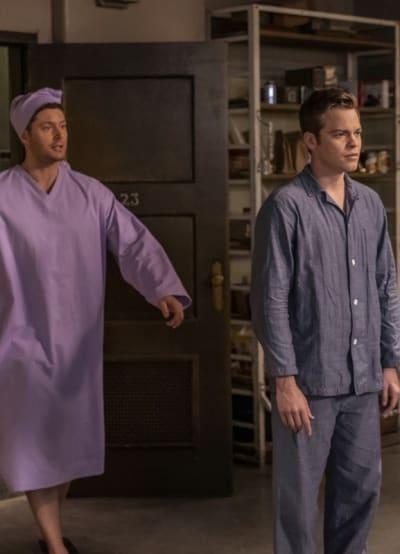 Follow the Leader Dean Style - Supernatural Season 15 Episode 14