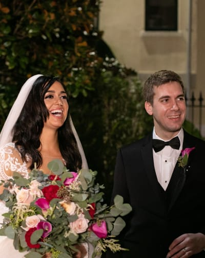Henry and Christina  -Tall  - Married at First Sight Season 11 Episode 1