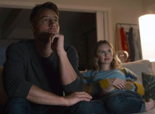 His Pregnant Fiancee - This Is Us Season 5 Episode 2