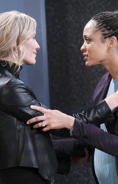 Kristen's Shocking Decision/Tall - Days of Our Lives