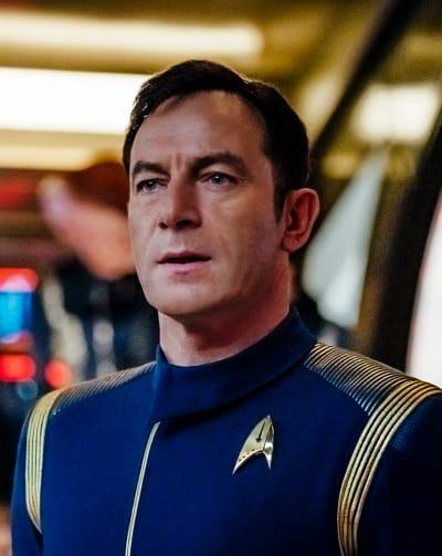 Lorca - Star Trek: Discovery Season 1 Episode 4