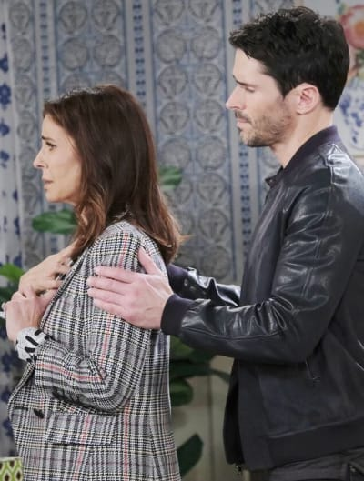 New Evidence/Tall - Days of Our Lives