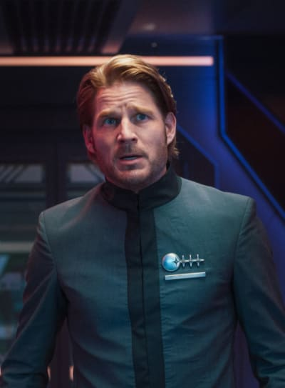 Osborn in Uniform - Pandora Season 2 Episode 3