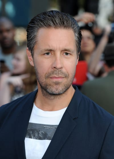 Paddy Considine at World's End Premiere