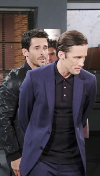 Philip Is Arrested - Days of Our Lives