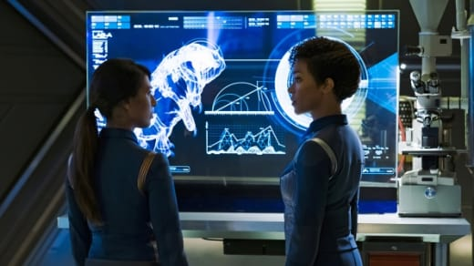 Science and Security - Star Trek: Discovery Season 1 Episode 4