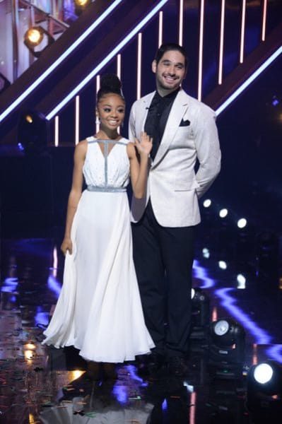 Skai Jackson In The Top 13 - Dancing With the Stars Season 29 Episode 4