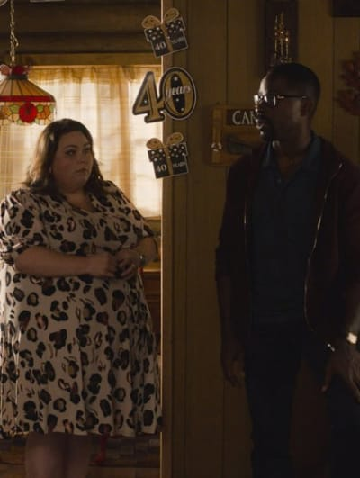 The Big Three Turn Forty/Tall - This Is Us Season 5 Episode 2