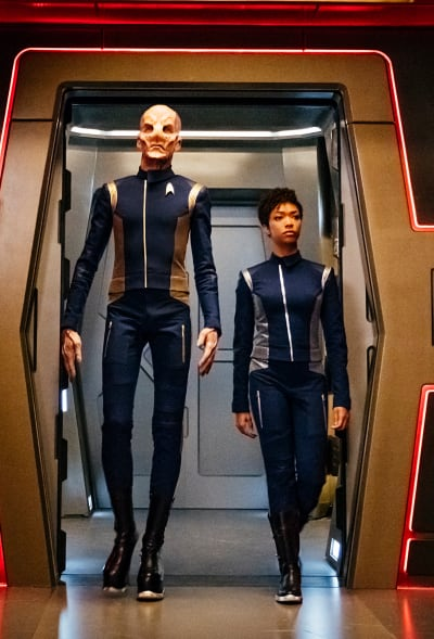Together Again - Star Trek: Discovery Season 1 Episode 4