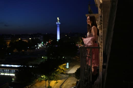 Wish Upon a Star - Emily in Paris