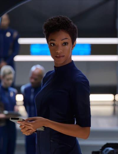 Burnham Thoughts - Star Trek: Discovery Season 1 Episode 6