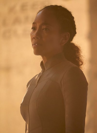 Burnham's Mother - Star Trek: Discovery Season 2 Episode 11