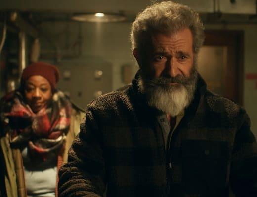 Fatman Star Mel Gibson