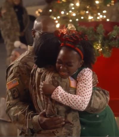 Home for Christmas - A Welcome Home Christmas