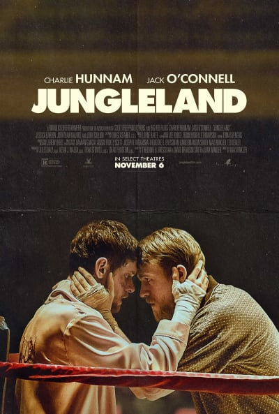 Jungleland Movie Poster