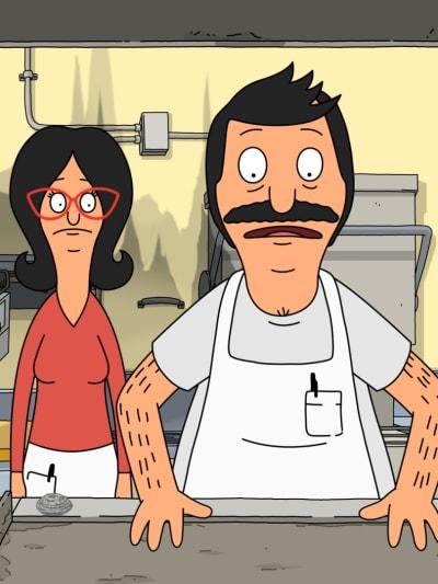 Linda and Bob - Bob's Burgers Season 11 Episode 6
