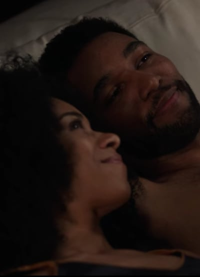 Magston in Bed - Grey's Anatomy Season 16 Episode 19