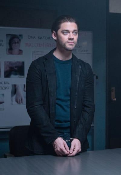 Malcolm - # 1 Suspect - Tall  - Prodigal Son Season 1 Episode 20