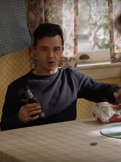 Mickey Rants - Shameless Season 10 Episode 12