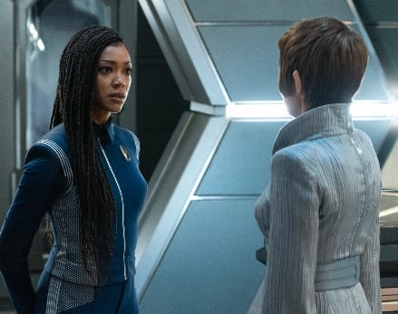 Representative Burnham - Star Trek: Discovery Season 3 Episode 7