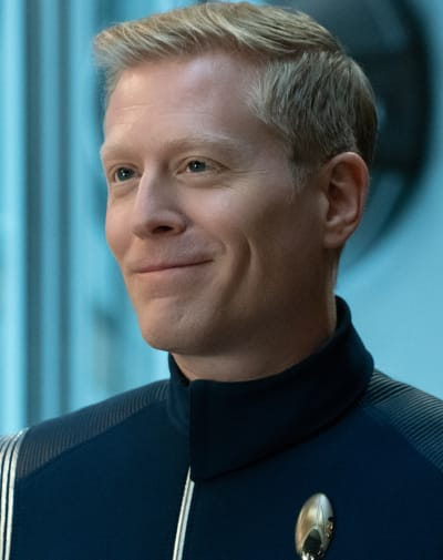 Stamets Smiling - Star Trek: Discovery Season 3 Episode 7