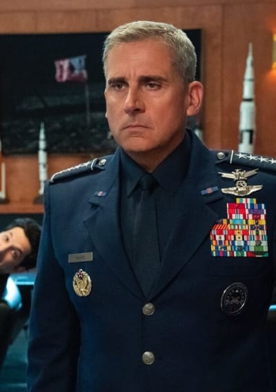Steve Carrell on Space Force