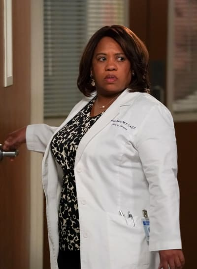 The Chief Has Entered - Tall  - Grey's Anatomy Season 16 Episode 17