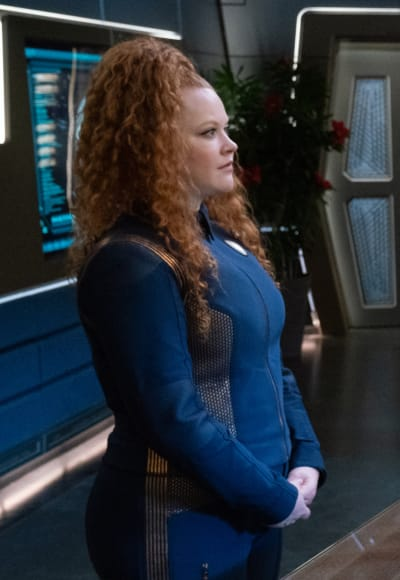 Tilly - Star Trek: Discovery Season 3 Episode 7