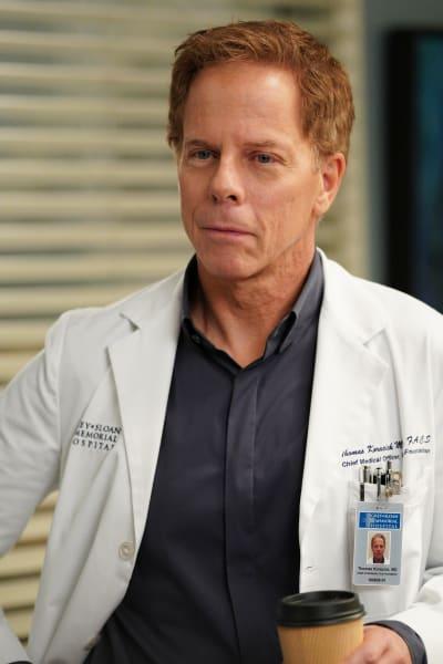 Tom Hive  - Grey's Anatomy Season 16 Episode 17