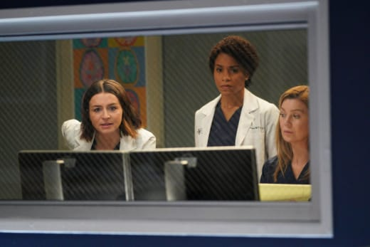 Twisted Sisters on the Case  - Grey's Anatomy Season 16 Episode 20