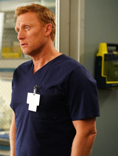 What's in the Future? - Tall - Grey's Anatomy Season 16 Episode 10
