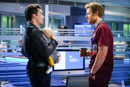 Will is Still Suspicious  - Chicago Med Season 5 Episode 3