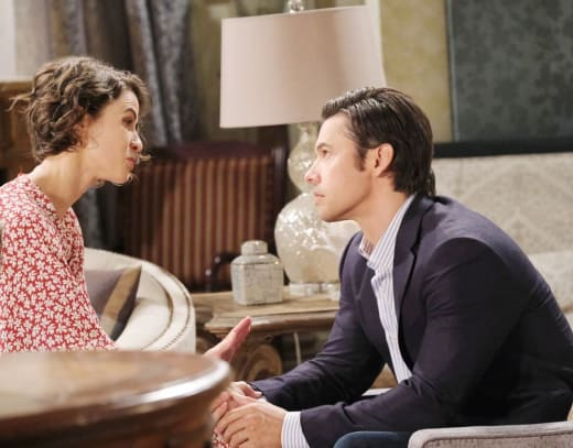 Xander's Wrong Conclusion - Days of Our Lives