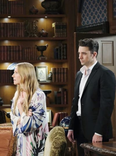 A Furious Abigail/Tall - Days of Our Lives