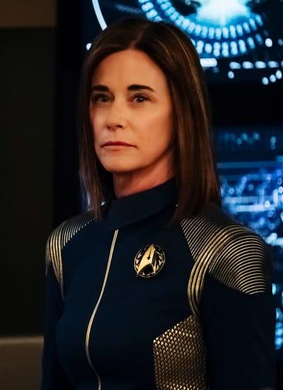 Admiral Cornwell - Star Trek: Discovery Season 1 Episode 6