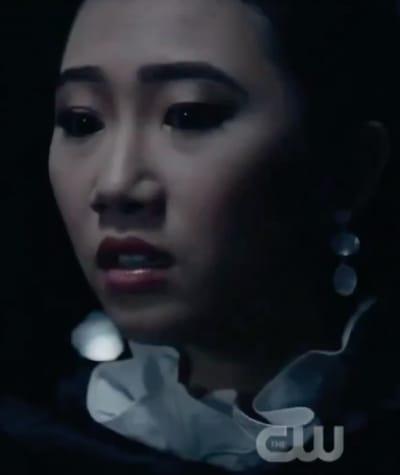 Alyssa's Not in a Good Way - Legacies Season 2 Episode 15