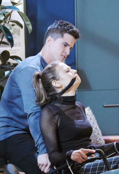 An Inopportune Moment/Tall - Days of Our Lives