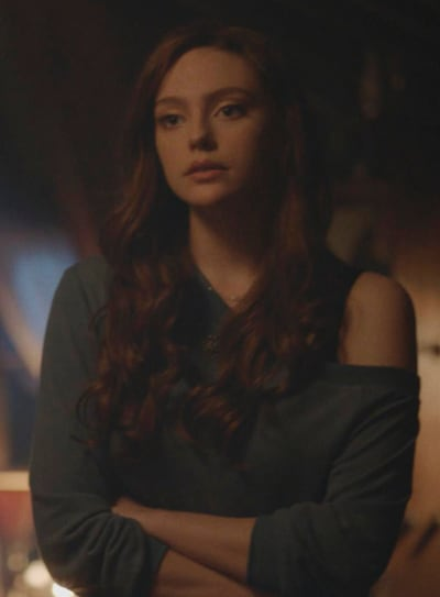 An Unimpressed Hope - Legacies Season 3 Episode 3