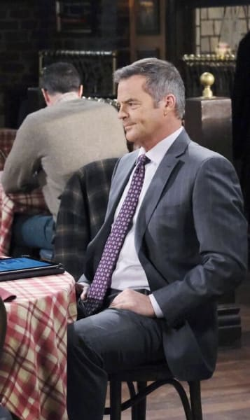 Bonnie Talks to Justin/Tall - Days of Our Lives