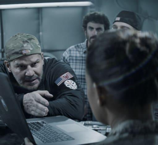 Bravo Team is Desperate -- Tall - SEAL Team Season 4 Episode 6