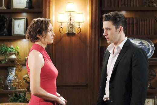 Chad's Huge Mistake - Days of Our Lives