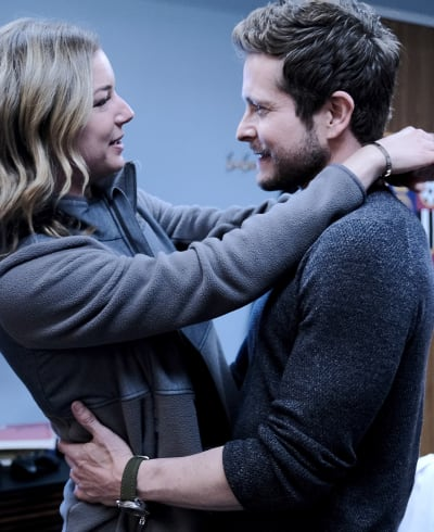 conic being cute - Tall  - The Resident Season 3 Episode 15