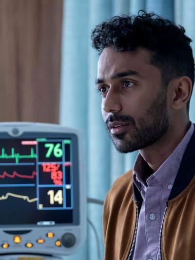 Dev Worries about Veer - Nurses Season 1 Episode 6