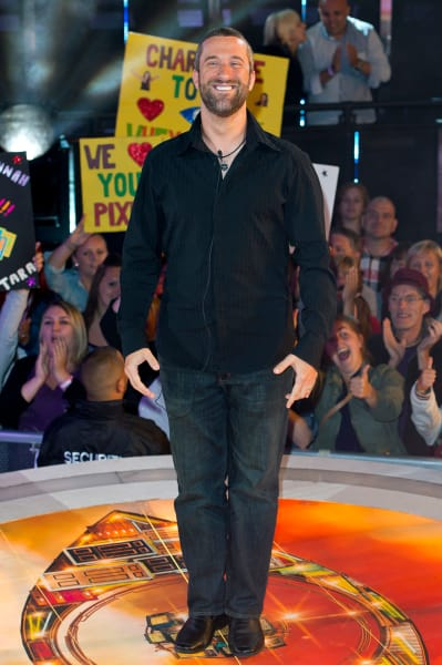 Dustin Diamond on Celebrity Big Brother