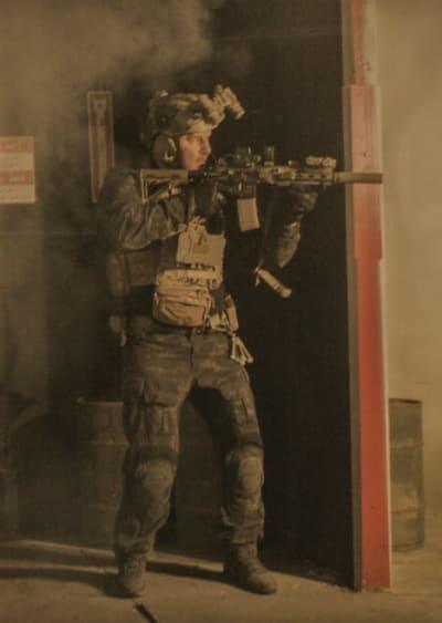 Going Into Action - SEAL Team Season 4 Episode 6